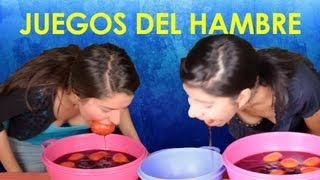 getlinkyoutube.com-Reto: Los juegos del hambre | Hunger games challenge | Reto polinesio Challenges