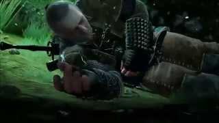 getlinkyoutube.com-The Witcher 3 Vesemir's Death