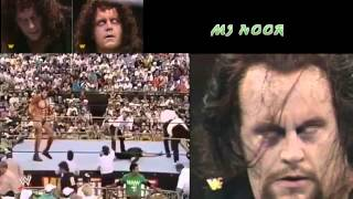 History Of The Undertaker Documentary 1990 1994 width=