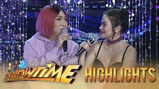 It's Showtime Miss Q & A: Vice and Bela talk about their status as singles
