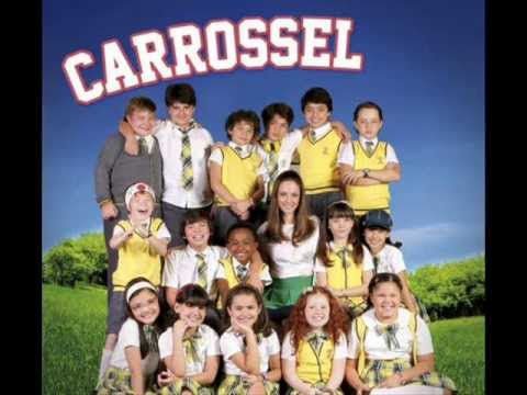 CD Completo De Carrossel Vol 1 Parte 1