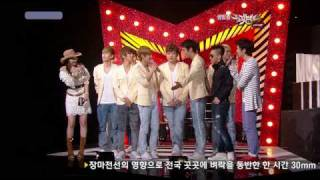getlinkyoutube.com-Super Junior & TaeYang (BigBang) - Interview (Jul,16,10)