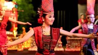 getlinkyoutube.com-Batak Toba Dance - Tortor Tandok
