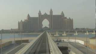 getlinkyoutube.com-Dubai Atlantis Palm Monorail