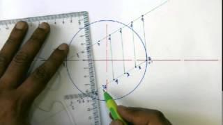 1st lecture Part 5 المحاضرة الاولى (رسم المضلعات) الجزء الخامس رسم الشكل السباعي