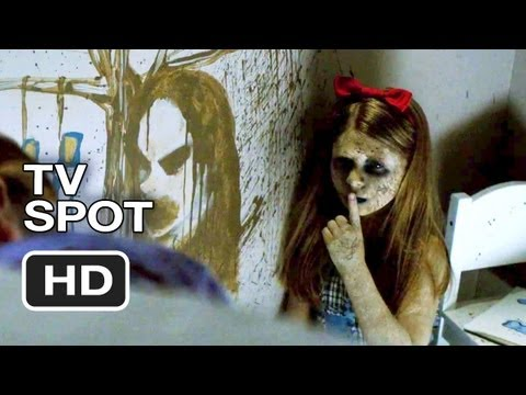 Sinister TV Spot - See Him (2012) - Ethan Hawke Horror Movie HD