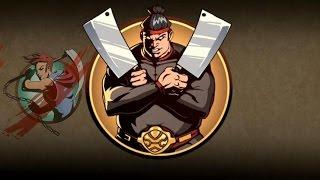 getlinkyoutube.com-Shadow Fight 2 Shadow vs Butcher -Boss Battle