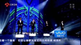 getlinkyoutube.com-Il Divo - You Raise Me Up & Hero 31/12/2011 China [720p HD]