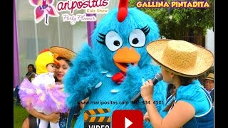 getlinkyoutube.com-Show infantil de la Gallina pintadita