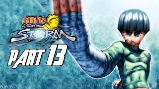 getlinkyoutube.com-Naruto: Ultimate Ninja Storm - Walkthrough Part 13, Gameplay PS3