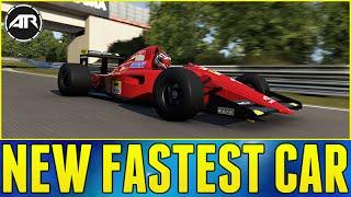 getlinkyoutube.com-Forza 6 : NEW FASTEST CAR!!!