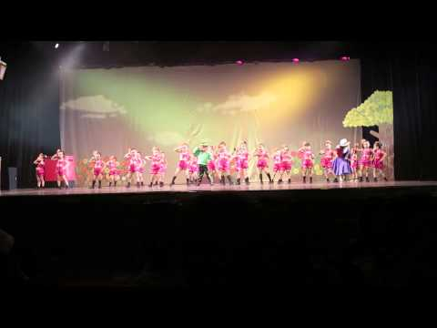 Marlupi Dance Recital - Flower Little Kids - Greenville
