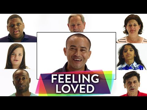 What Makes You Feel Loved? | 0-100