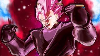getlinkyoutube.com-YOU CANNOT DEFEAT THIS!! VEGITO Super Saiyan Rose!? Dragon Ball Xenoverse 2 MOD