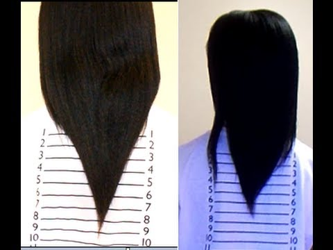 Inversion Method #2 Results & Hairfinity: 2 inches in 1 month