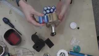 getlinkyoutube.com-Cordless drill battery fix