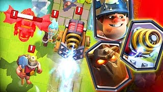 getlinkyoutube.com-✔ Clash Royale NEW UPDATE STRATEGY - SPARKY + LAVA HOUND = WIN! NEW OP DECK/STRATEGY