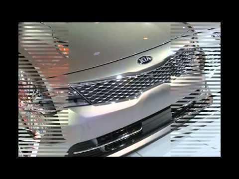 Премьера! 2016 Kia Optima - Небольшой обзор комплектации, экстерьера и салона. Новинка года!