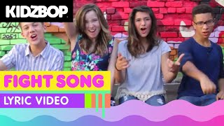 getlinkyoutube.com-KIDZ BOP Kids – Fight Song (Official Lyric Video) [KIDZ BOP 30]