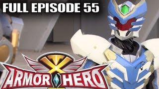 getlinkyoutube.com-Armor Hero XT 55 - Official Full Episode (English Dubbing & Subtitle)
