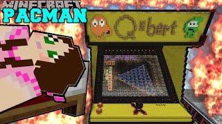 getlinkyoutube.com-Minecraft: BURNING PACMAN (SURVIVE THE TNT, LAVA & FIRE!!) Mini-Game