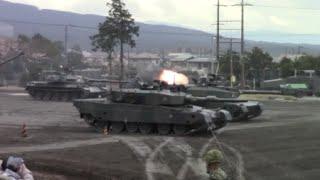 90式戦車の10式戦車にはぜったいに負けたくない的な、鋭いつっこみ!