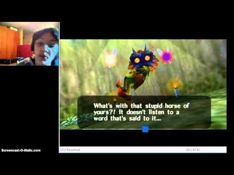 Stupid Intro (Majora's Mask pt1)