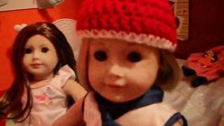 getlinkyoutube.com-American Girl Doll Christmas