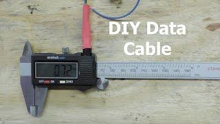 DIY Digital Caliper Data Plug