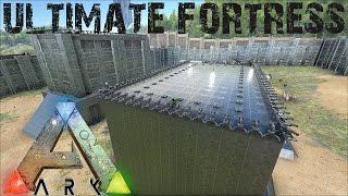 getlinkyoutube.com-ARK Survival Evolved - Ultimate Fortress Base Design: Update