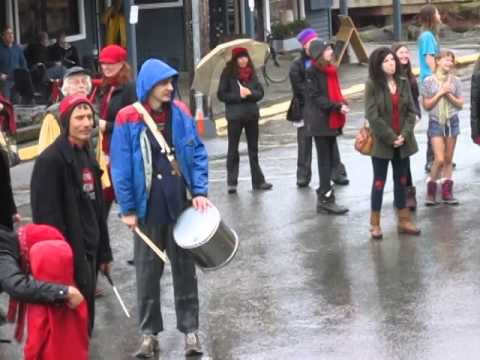 One  Billion Rising 2 / Salt Spring Island