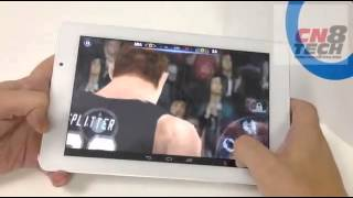 getlinkyoutube.com-Test de la tablette Condor CTAB-890  CTAB-901G
