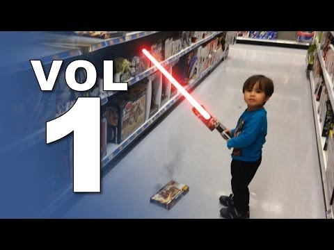 Action Movie Kid - Volume 01