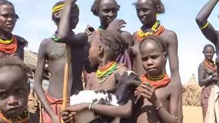 getlinkyoutube.com-africa Etnic Tribu