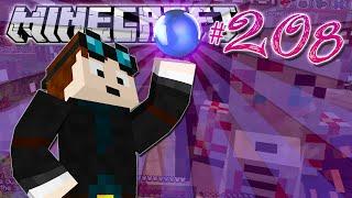 getlinkyoutube.com-Minecraft | CRYSTAL BALL VILLAGE | Diamond Dimensions Modded Survival #208