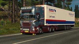 getlinkyoutube.com-[ETS2 v1.22] Scania R730 Hoogendoorn v2.0 + Cabin Accessories DLC
