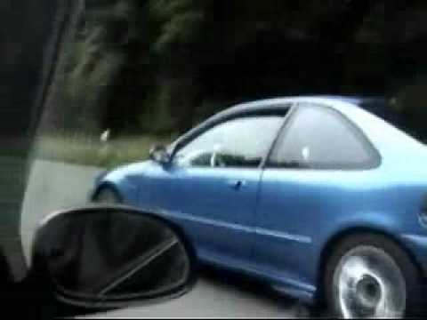 Honda civic eg6 turbo vs Honda civic ej turbo