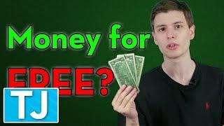 getlinkyoutube.com-How to Get Free Money!
