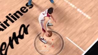 getlinkyoutube.com-NBA 2K16: Miami Heat Fire Play Fist Hawk 41