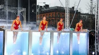 getlinkyoutube.com-Synchronised swimmers Aquabatique - Britain's Got Talent 2012 audition - UK version