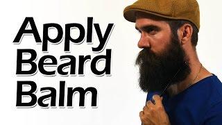 getlinkyoutube.com-How to Apply Beard Balm like a Boss