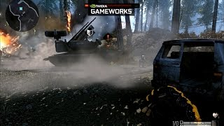 Warface Demo of NVIDIA GameWorks Technology