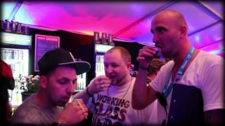 1982 (Statik Selektah & Termanology) en Europe avec Mac Miller, Nas & More...