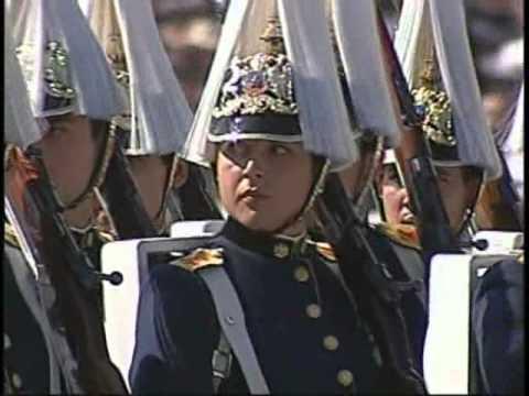 PARADA MILITAR 2011- Desfile Escuela Militar - ® Manuel Alejandro 2011.