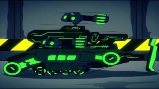 getlinkyoutube.com-ROBOCRAFT: The Rise of the SCU episode 2 [Robocraft Cartoon]