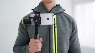 getlinkyoutube.com-BEST Smartphone Gimbal - For super smooth Video