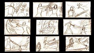 getlinkyoutube.com-9 Ways to Draw Fight Scenes
