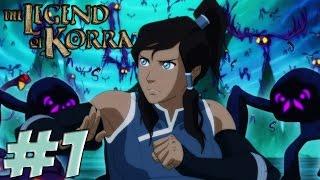 getlinkyoutube.com-Avatar: The Legend Of Korra Game Walkthrough Part 1 BENDING ALL ELEMENTS