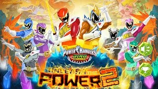 getlinkyoutube.com-Games: Power Rangers Dino Charge - Unleash the Power 2