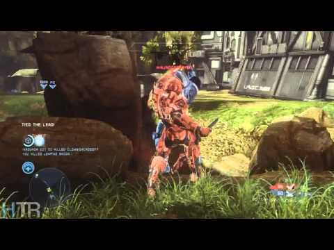 Halo 4: Accidental Showstopper with Banshee Bomb on Exile - SirMcDougal 107